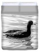 Black Duck Duvet Cover