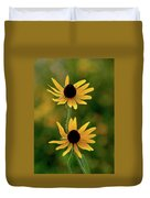 Black Eyed Susans 3276 H_2 Duvet Cover