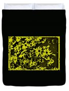 Black Eyed Susan's Duvet Cover