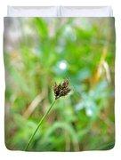 Black Grass Duvet Cover