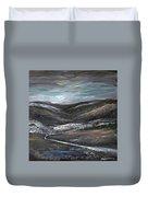 Black Hills Duvet Cover