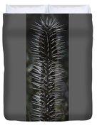 Black Knight. Flora Fantasy 6.14.17  Duvet Cover