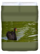Black Swan II Duvet Cover