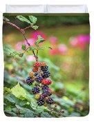 Blackberry. Duvet Cover