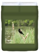 Blackbird Fly Duvet Cover