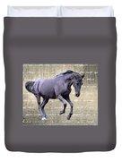 Blackhorse Poetry Duvet Cover