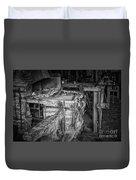 Blacksmith Bench Duvet Cover