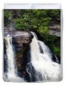 Blackwater Falls #4 Duvet Cover