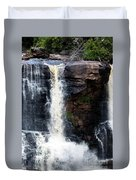Blackwater Falls #5 Duvet Cover