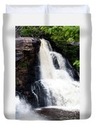 Blackwater Falls #6 Duvet Cover