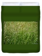 Blades Of Grass Duvet Cover