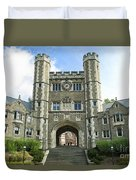 Blair Hall Princeton Duvet Cover
