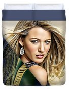Blake Lively Collection Duvet Cover