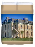 Blanco County Courthouse Duvet Cover