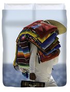 Blankets And Belts Duvet Cover