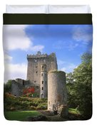 Blarney Castle, Co Cork, Ireland Duvet Cover by The Irish Image Collection