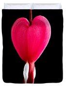 Bleeding Heart Duvet Cover