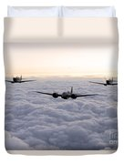Blenheim And The Fighters Duvet Cover