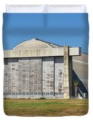 Blimp Hanger From Closed El Toro Marine Corps Air Station Duvet Cover