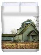 Blnd Blaine House Duvet Cover