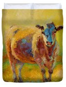 Blondie - Cow Duvet Cover