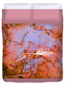 Blood And Sand  Duvet Cover
