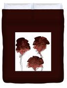 Blood Flower Part2 Duvet Cover
