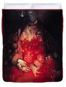 Blood Queen Duvet Cover