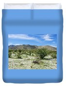 Bloomin Cactii Duvet Cover