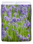 Blooming Lavendar Duvet Cover