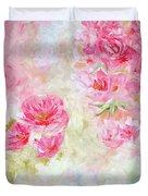 Blooming Love Duvet Cover