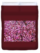 Blooming Pink Duvet Cover