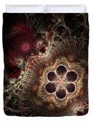 Blooming World II Duvet Cover