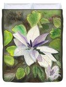 Blossom At Sundy House Duvet Cover
