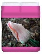 Blossom Drops Duvet Cover