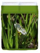 Blossom Found Duvet Cover