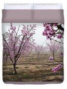 Blossom Trail Duvet Cover