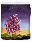 Blossoming Duvet Cover