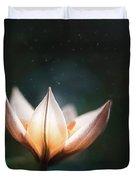 Blossoming Light Duvet Cover