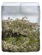 Blossoming Tree Duvet Cover