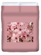 Blossoms Art Prints 63 Pink Blossoms Spring Tree Blossoms Duvet Cover