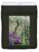 Blossoms Galore Duvet Cover