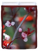 Blossoms Petite Duvet Cover
