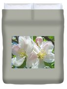 Blossoms Spring Apple Tree Art Prints Baslee Troutman Duvet Cover
