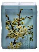 Blossomtime Duvet Cover