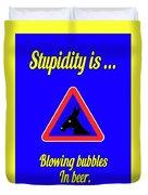 Blowing Bigstock Donkey 171252860 Duvet Cover