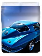 Blue '67  Duvet Cover