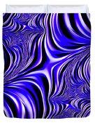 Blue Abyss Duvet Cover