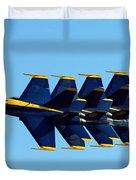 Blue Angels 1-4 Duvet Cover