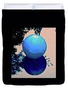 Blue Ball 2 Duvet Cover